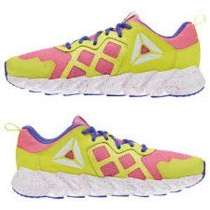 Reebok Exocage Athletic Running Shoes Ortholite
